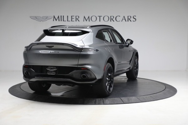 New 2021 Aston Martin DBX for sale $202,286 at Aston Martin of Greenwich in Greenwich CT 06830 8
