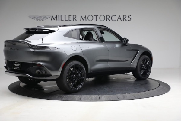 New 2021 Aston Martin DBX for sale $202,286 at Aston Martin of Greenwich in Greenwich CT 06830 9