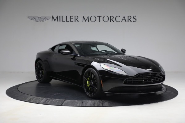 Used 2019 Aston Martin DB11 AMR for sale Call for price at Aston Martin of Greenwich in Greenwich CT 06830 10