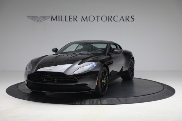 Used 2019 Aston Martin DB11 AMR for sale Call for price at Aston Martin of Greenwich in Greenwich CT 06830 12