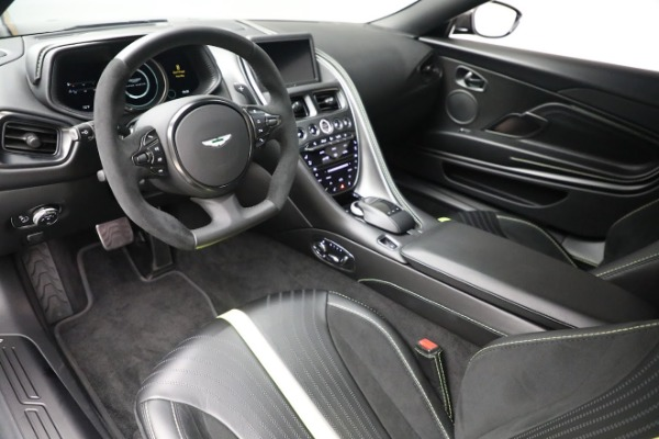 Used 2019 Aston Martin DB11 AMR for sale Call for price at Aston Martin of Greenwich in Greenwich CT 06830 13