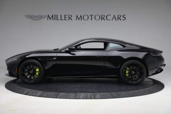 Used 2019 Aston Martin DB11 AMR for sale Call for price at Aston Martin of Greenwich in Greenwich CT 06830 2