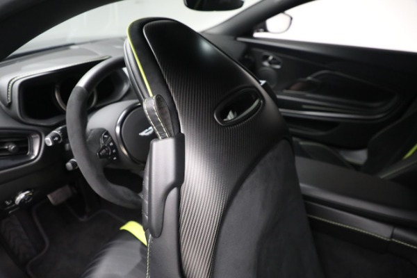 Used 2019 Aston Martin DB11 AMR for sale Call for price at Aston Martin of Greenwich in Greenwich CT 06830 23