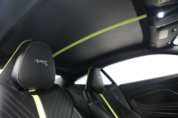 Used 2019 Aston Martin DB11 AMR for sale Call for price at Aston Martin of Greenwich in Greenwich CT 06830 24