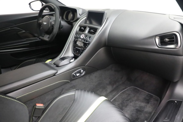 Used 2019 Aston Martin DB11 AMR for sale Call for price at Aston Martin of Greenwich in Greenwich CT 06830 25