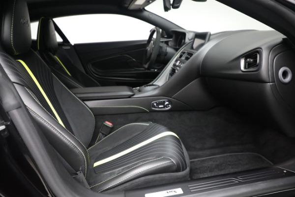 Used 2019 Aston Martin DB11 AMR for sale Call for price at Aston Martin of Greenwich in Greenwich CT 06830 26