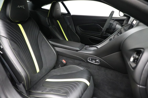 Used 2019 Aston Martin DB11 AMR for sale Call for price at Aston Martin of Greenwich in Greenwich CT 06830 27