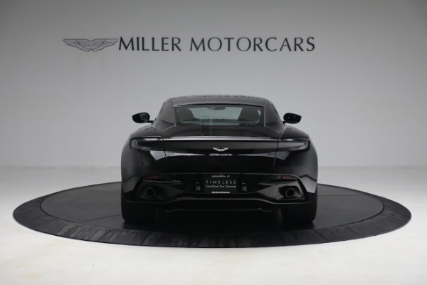 Used 2019 Aston Martin DB11 AMR for sale Call for price at Aston Martin of Greenwich in Greenwich CT 06830 5