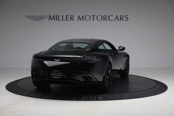 Used 2019 Aston Martin DB11 AMR for sale Call for price at Aston Martin of Greenwich in Greenwich CT 06830 6