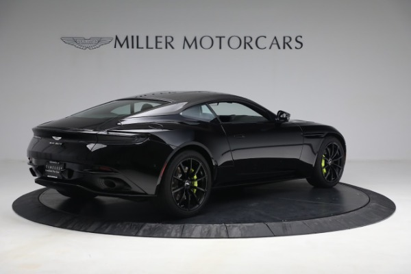Used 2019 Aston Martin DB11 AMR for sale Call for price at Aston Martin of Greenwich in Greenwich CT 06830 7