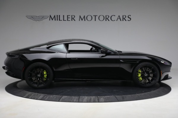 Used 2019 Aston Martin DB11 AMR for sale Call for price at Aston Martin of Greenwich in Greenwich CT 06830 8