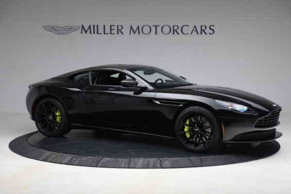 Used 2019 Aston Martin DB11 AMR for sale Call for price at Aston Martin of Greenwich in Greenwich CT 06830 9