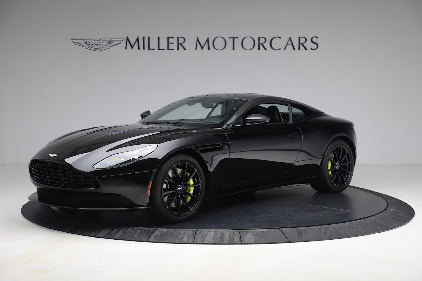 Used 2019 Aston Martin DB11 AMR for sale Call for price at Aston Martin of Greenwich in Greenwich CT 06830 1