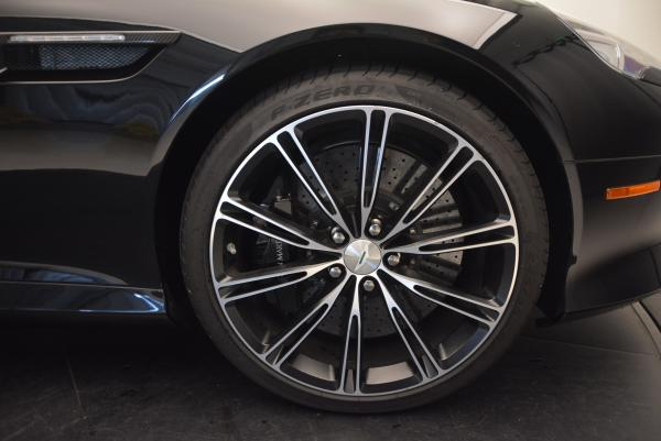 Used 2015 Aston Martin DB9 Carbon Edition for sale Sold at Aston Martin of Greenwich in Greenwich CT 06830 27
