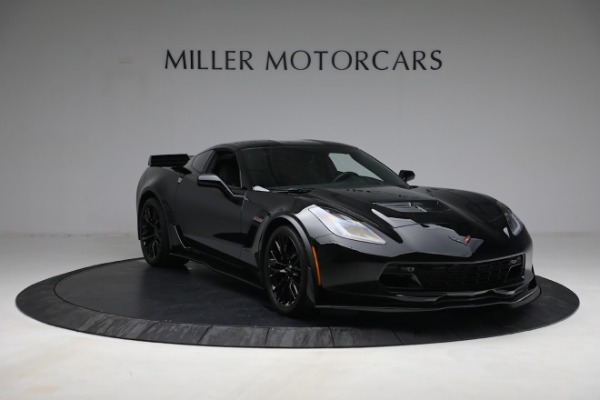Used 2016 Chevrolet Corvette Z06 for sale $85,900 at Aston Martin of Greenwich in Greenwich CT 06830 10