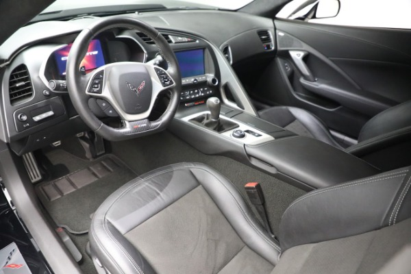 Used 2016 Chevrolet Corvette Z06 for sale $85,900 at Aston Martin of Greenwich in Greenwich CT 06830 13