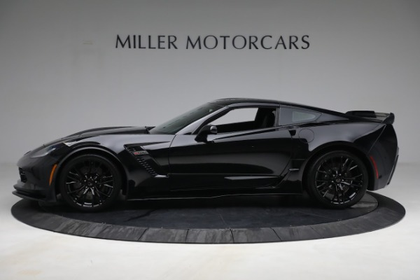 Used 2016 Chevrolet Corvette Z06 for sale $85,900 at Aston Martin of Greenwich in Greenwich CT 06830 2