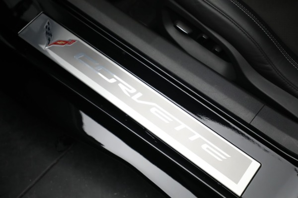 Used 2016 Chevrolet Corvette Z06 for sale $85,900 at Aston Martin of Greenwich in Greenwich CT 06830 21
