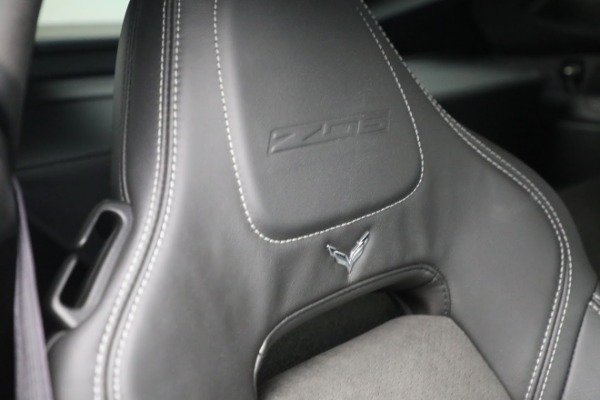 Used 2016 Chevrolet Corvette Z06 for sale $85,900 at Aston Martin of Greenwich in Greenwich CT 06830 25