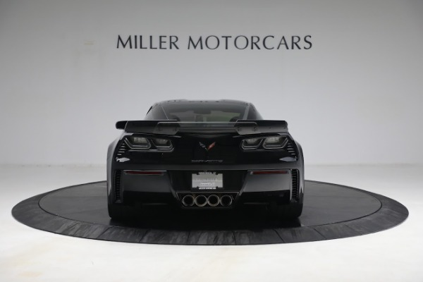Used 2016 Chevrolet Corvette Z06 for sale $85,900 at Aston Martin of Greenwich in Greenwich CT 06830 5