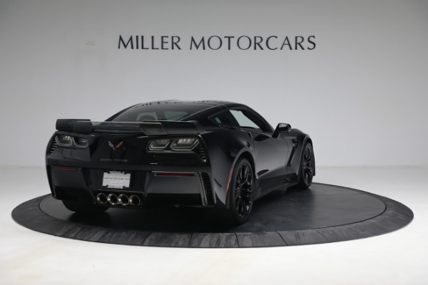Used 2016 Chevrolet Corvette Z06 for sale $85,900 at Aston Martin of Greenwich in Greenwich CT 06830 6