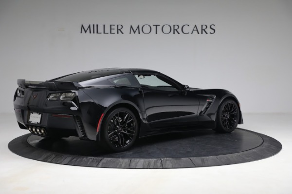 Used 2016 Chevrolet Corvette Z06 for sale $85,900 at Aston Martin of Greenwich in Greenwich CT 06830 7