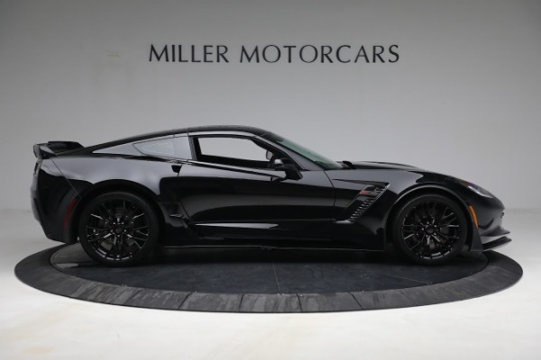Used 2016 Chevrolet Corvette Z06 for sale $85,900 at Aston Martin of Greenwich in Greenwich CT 06830 8