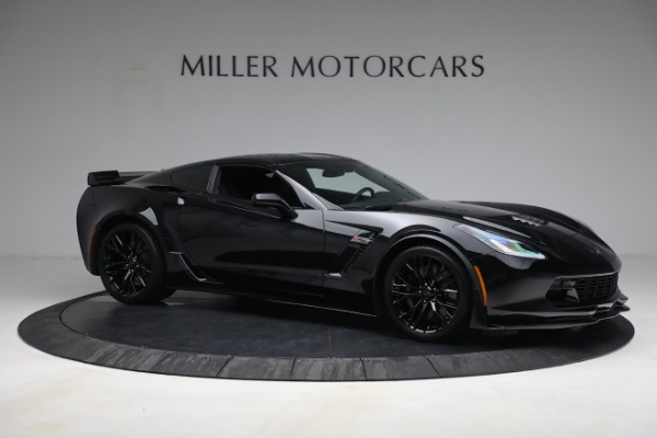 Used 2016 Chevrolet Corvette Z06 for sale $85,900 at Aston Martin of Greenwich in Greenwich CT 06830 9