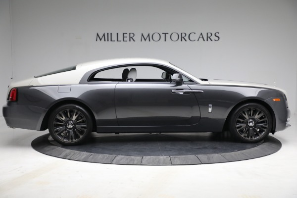 Used 2020 Rolls-Royce Wraith for sale Call for price at Aston Martin of Greenwich in Greenwich CT 06830 10