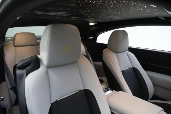 Used 2020 Rolls-Royce Wraith for sale Call for price at Aston Martin of Greenwich in Greenwich CT 06830 17