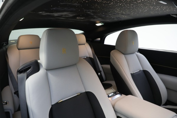 Used 2020 Rolls-Royce Wraith for sale Call for price at Aston Martin of Greenwich in Greenwich CT 06830 18