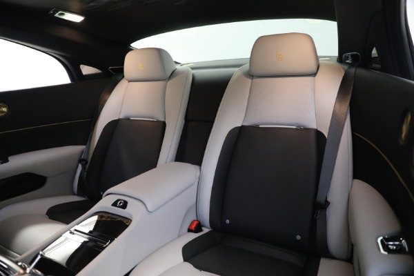Used 2020 Rolls-Royce Wraith for sale Call for price at Aston Martin of Greenwich in Greenwich CT 06830 19