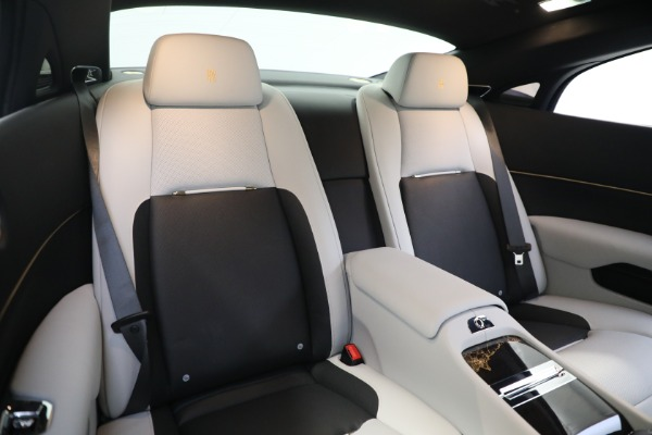 Used 2020 Rolls-Royce Wraith for sale Call for price at Aston Martin of Greenwich in Greenwich CT 06830 21