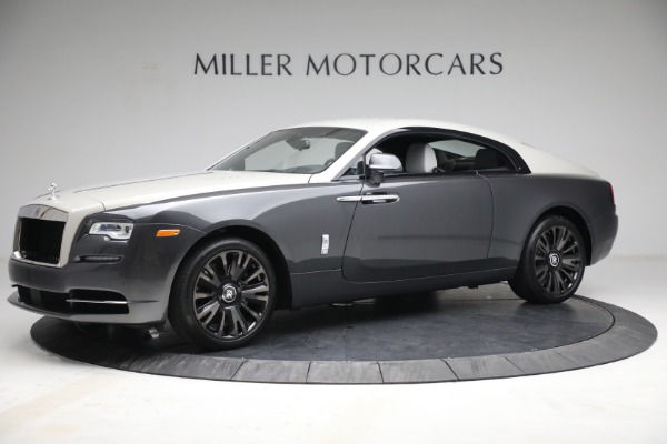 Used 2020 Rolls-Royce Wraith for sale Call for price at Aston Martin of Greenwich in Greenwich CT 06830 3