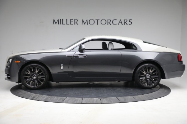Used 2020 Rolls-Royce Wraith for sale Call for price at Aston Martin of Greenwich in Greenwich CT 06830 4