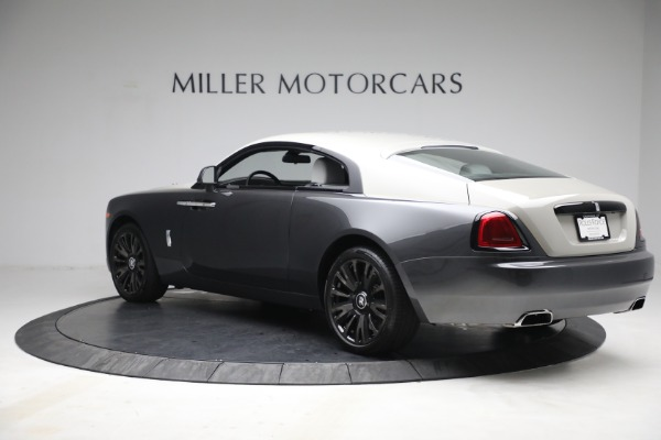 Used 2020 Rolls-Royce Wraith for sale Call for price at Aston Martin of Greenwich in Greenwich CT 06830 5