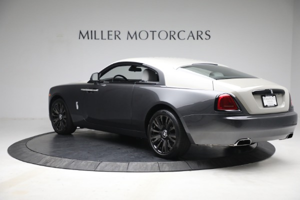 Used 2020 Rolls-Royce Wraith for sale Call for price at Aston Martin of Greenwich in Greenwich CT 06830 6