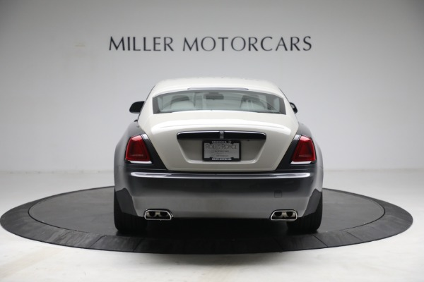 Used 2020 Rolls-Royce Wraith for sale Call for price at Aston Martin of Greenwich in Greenwich CT 06830 7