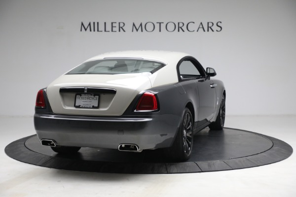 Used 2020 Rolls-Royce Wraith for sale Call for price at Aston Martin of Greenwich in Greenwich CT 06830 8