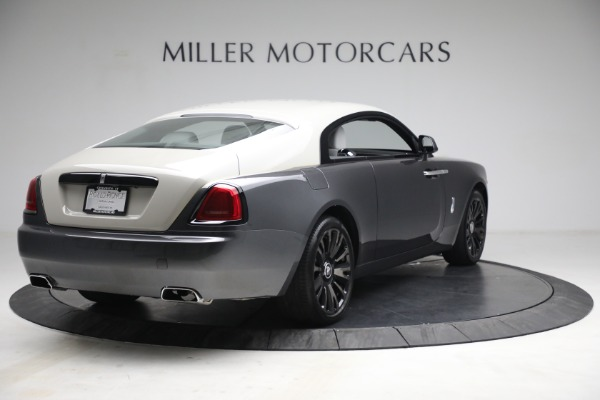 Used 2020 Rolls-Royce Wraith for sale Call for price at Aston Martin of Greenwich in Greenwich CT 06830 9