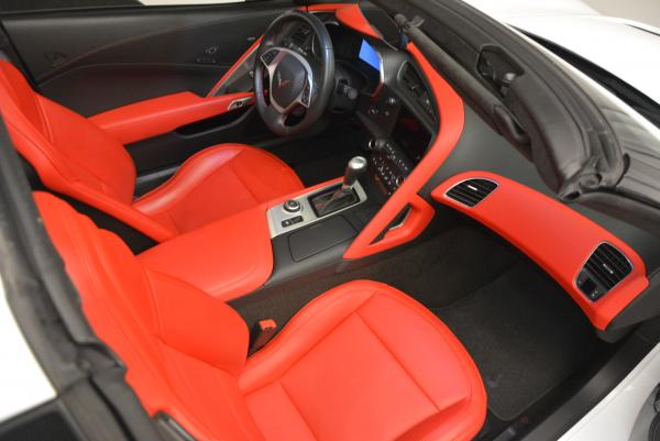 Used 2014 Chevrolet Corvette Stingray Z51 for sale Sold at Aston Martin of Greenwich in Greenwich CT 06830 18