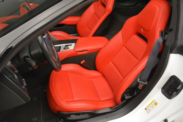 Used 2014 Chevrolet Corvette Stingray Z51 for sale Sold at Aston Martin of Greenwich in Greenwich CT 06830 20