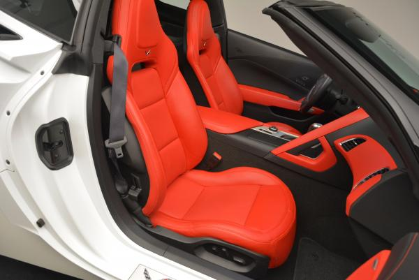 Used 2014 Chevrolet Corvette Stingray Z51 for sale Sold at Aston Martin of Greenwich in Greenwich CT 06830 22