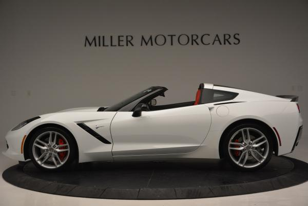 Used 2014 Chevrolet Corvette Stingray Z51 for sale Sold at Aston Martin of Greenwich in Greenwich CT 06830 6
