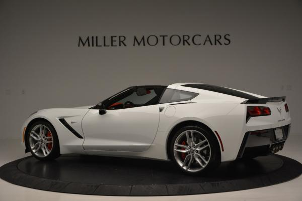 Used 2014 Chevrolet Corvette Stingray Z51 for sale Sold at Aston Martin of Greenwich in Greenwich CT 06830 7