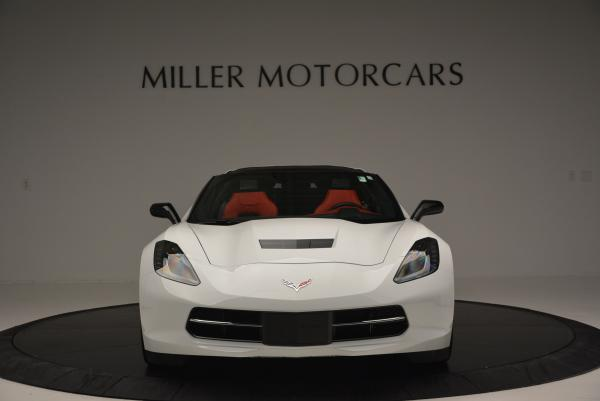 Used 2014 Chevrolet Corvette Stingray Z51 for sale Sold at Aston Martin of Greenwich in Greenwich CT 06830 9