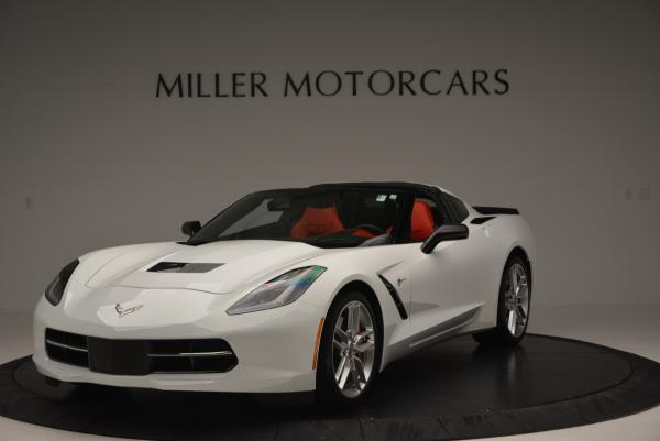 Used 2014 Chevrolet Corvette Stingray Z51 for sale Sold at Aston Martin of Greenwich in Greenwich CT 06830 1
