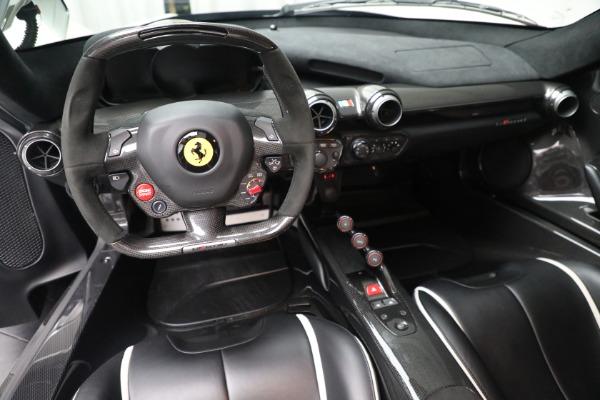 Used 2014 Ferrari LaFerrari for sale Call for price at Aston Martin of Greenwich in Greenwich CT 06830 17
