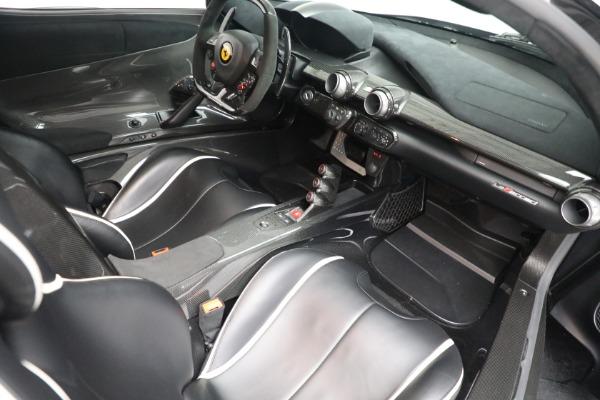 Used 2014 Ferrari LaFerrari for sale Call for price at Aston Martin of Greenwich in Greenwich CT 06830 19