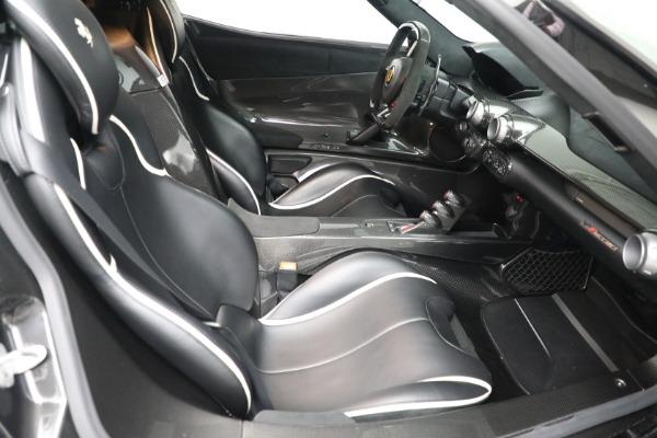 Used 2014 Ferrari LaFerrari for sale Call for price at Aston Martin of Greenwich in Greenwich CT 06830 20